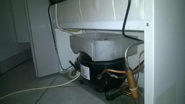 Sur isolation thermique d 39 un frigo forum photovolta que - Mon frigo fait de l eau ...