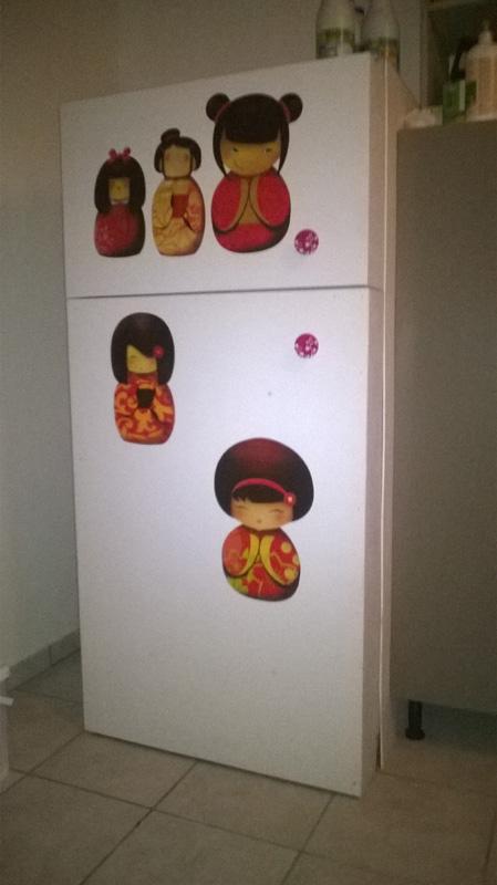 problème fermeture porte réfrigérateur